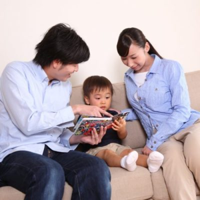 子育て世帯の入居者イメージ