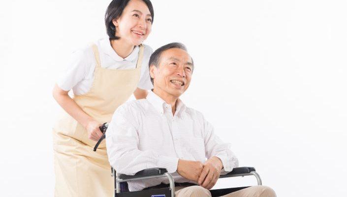 障がい者の入居者イメージ