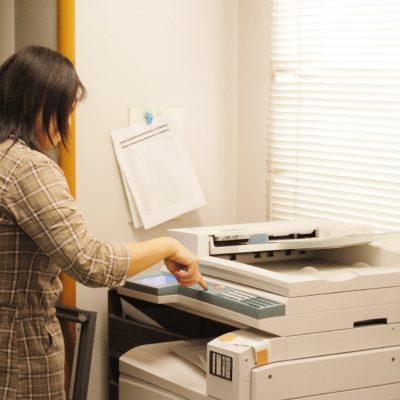 事務所利用のイメージ