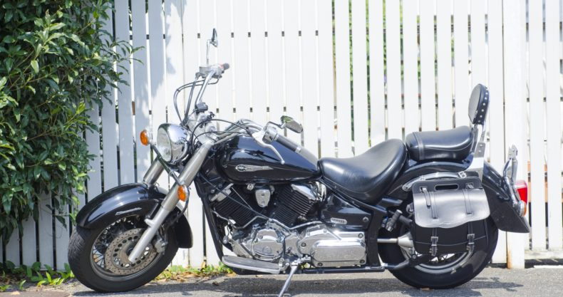 大型バイクのイメージ