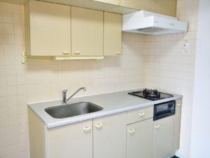 賃貸用システムキッチンのイメージ