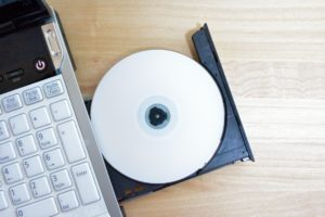 DVDから音声を抽出